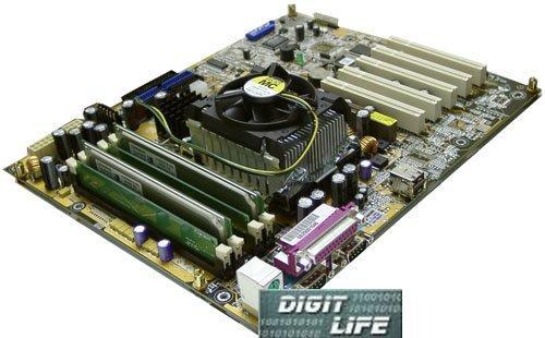 Intel 82945PM Memory Controller