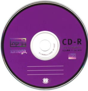 how to clean a cd-rw disc