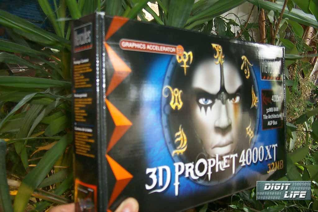Hercules 3D Prophet 4000XT