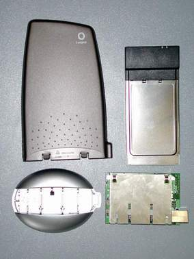Orinoco pc card 5 volt