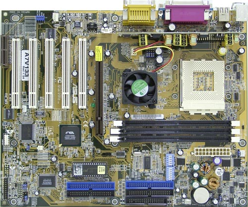 Download ASUS A7VC (MB) Drivers